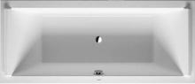 Duravit Starck badekar med to ryglæn 180 x 80 cm i hvid