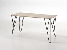 Vipack Skrivbord - William - Brun