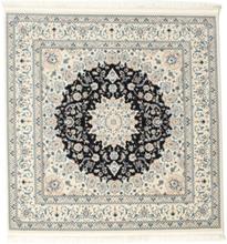 Nain Emilia - Mörkblå matta 200x200 Orientalisk, Kvadratisk Matta