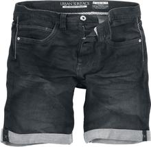 Urban Surface - Men´s Bermuda -Shorts - svart