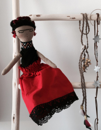 Przytulanka Lalka Frida