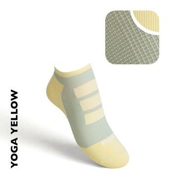 No Show Seamless Socks Nilit Breeze Gul - 36-38