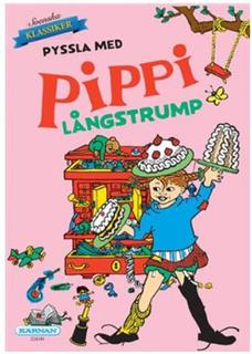 Egmont Kärnan Pippi Långstrump, Pyssla med Pippi Långstrump