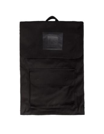 Plecak bawełniany z kieszenią
