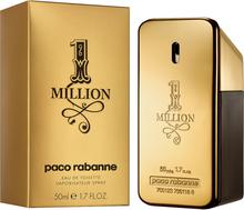 Paco Rabanne 1 Million EdT, 50 ml Paco Rabanne Parfym