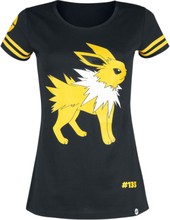 Pokémon - Jolteon -T-skjorte - svart