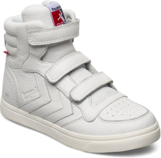 Stadil 10 Jr. Sneakers Sko Hvit HUMMEL