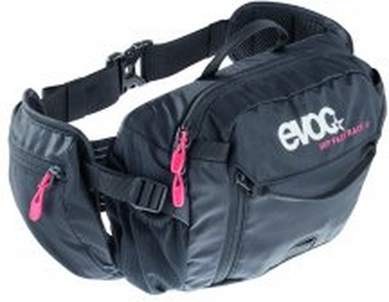 HIP PACK RACE 3l Black, ONESIZE