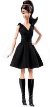 Barbie - Fashion Model Collection Doll - Classic Black Dress (DWF53)