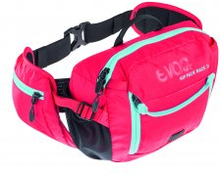 HIP PACK RACE 3l Red/Neon Blue, ONESIZE
