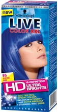 Live Color XXL HD Ultra Brights 1 set No. 095