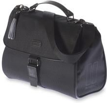 Basil Bicycle Bag Noir - Handlebar Bag 6L Black