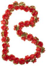 Basil Decoration Flower - Garland Red