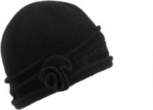 Hatt från Seeberger svart