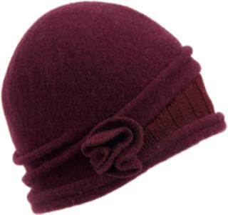 Hatt från Seeberger röd