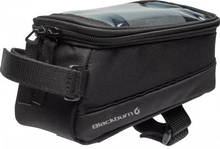 Local Plus Top Tube Bag - Black