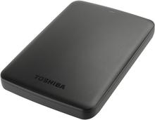 Toshiba Canvio Ekstern harddisk 1 TB