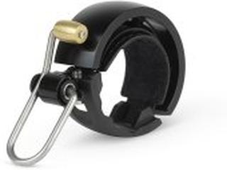 Ringklocka Knog Oi Luxe - Small svart