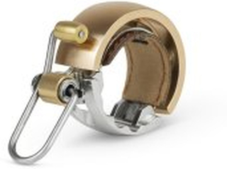 Ringklocka Knog Oi Luxe - Small Brass