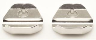Klamma Sadelstolpe - 8-9mm