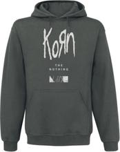 Korn - The Nothing Falling Man -Hettegenser - koksgrå