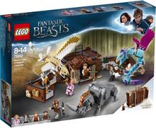 LEGO Fantastic Beasts - Newts väska med magiska varelser