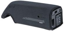 Basil Battery Cover Downtube - For Shimano Steps Black Lime
