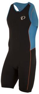 Triathlondräkt Elite Pursuit - black/bel air blue S