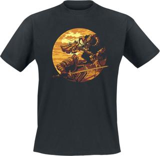 Dark Souls - Monster Axe -T-skjorte - svart