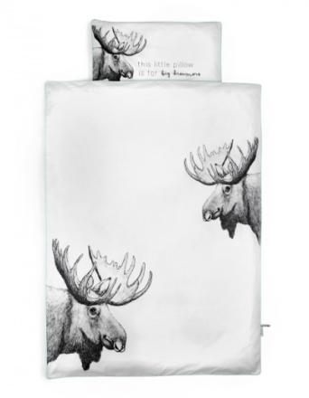 Pościel Łosie 140x200 cm