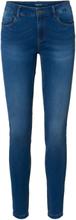 VERO MODA Seven Nw Shape Up Skinny Fit Jeans Women Blue