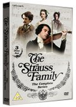 The Strauss Family - The Complete Series (Tuonti)