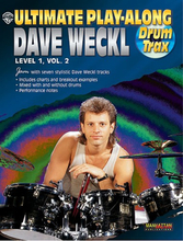 Dave Weckl: Ultimate Play along, vol 2