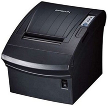 Billetprinter Bixolon SRP-350III USB Sort
