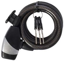 OXC Kabellås KeyCoil - 10x1800mm