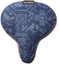Basil Boheme - Saddle Cover Indigo
