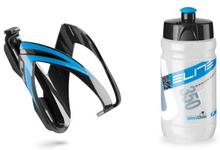 Kit Flaska & flaskställ CEO - 350ml blå