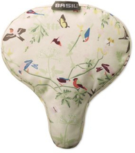 Basil Wanderlust - Saddle Cover Ivory