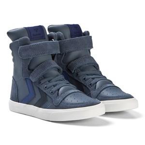 Hummel Slimmer Stadil Jr Shoes Vintage Indigo 30 EU - Babyshop
