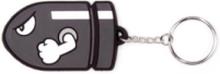 - Bullit Bill - Rubberen Sleutelhanger - Avaimenperä