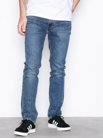 Levis 511 Slim Fit Coywolf Adapt Farkut Deniminsininen