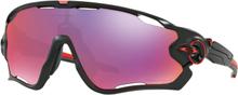 Oakley Jawbreaker Refresh Prizm Glasögon Matte Black/Prizm Road