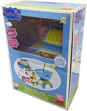 Legetøjskasseapparat Peppa Pig Supermarket CYP