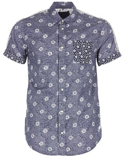 Scotch Soda Skjortor med korta ärmar KJOIRD Scotch Soda