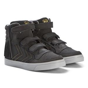 Hummel Stadil Fringes Jr Shoes Asphalt 28 EU - Babyshop