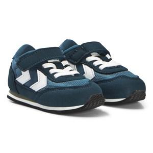 Hummel Reflex Infant Shoes Blue Wing Teal 24 EU - Babyshop