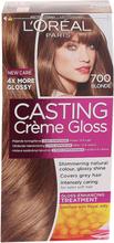 Köp L'Oréal Paris Casting Crème Gloss 700 Blond, Blonde L'Oréal Paris Färg fraktfritt