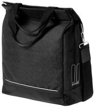 Basil Bicycle Bag Urban Fold - Crossbodybag 20/25L Black
