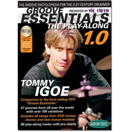 Tommy Igoe: Groove Essentials - The Play-Along
