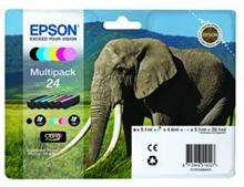 Epson 24 Multipack 6-colours - C13T24284010